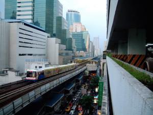 Метро в Бангкоке