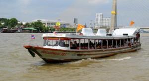 Речной транспорт в Бангкоке