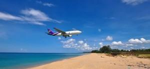 Полет в Таиланд